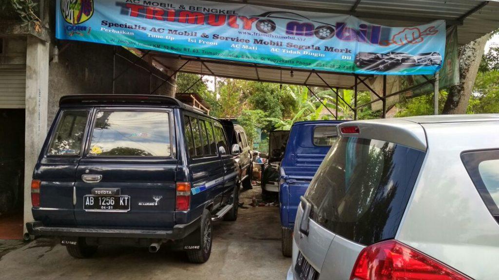 Bengkel Spesialis AC Mobil Jogja Murah