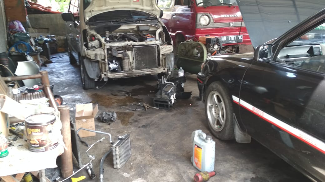 Trimulyo Mobil Bengkel Spesialis AC Mobil Jogja (4)